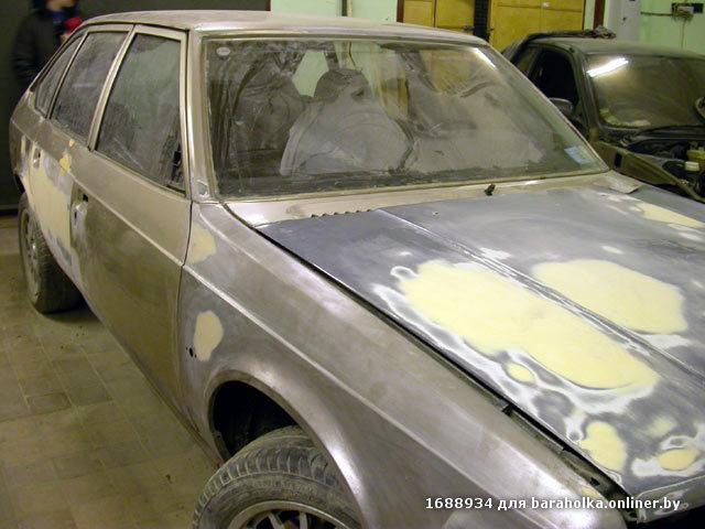 Покраска автомобиля своим руками