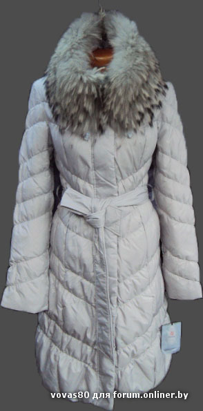 Пуховик Icebear Зима 2014