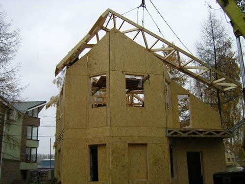 Строительство частного дома любой конструкции начинается с выбора проекта.  У клиента есть возможность подобрать...