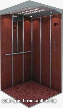 Варианты отделки.  Применяемость для моделей лифтов.