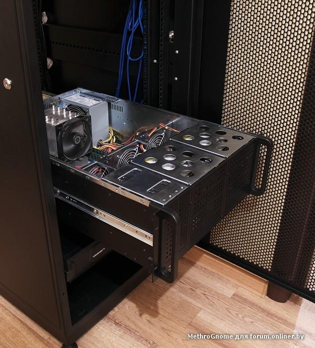 Своими руками сервер для хранения данных