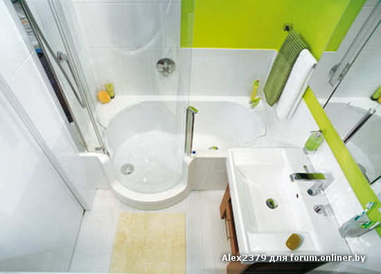 Как сделать ванную комнату в хрущевке