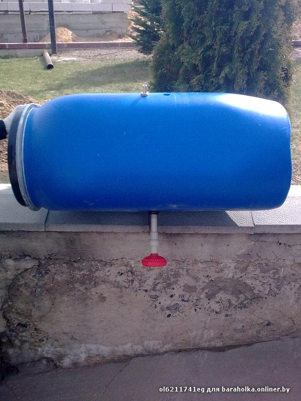 Из чего сделать бак для воды своими руками