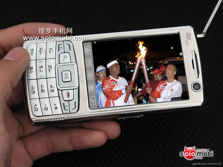 Клуб фанатов китайских GSM телефонов Chinamobile Fan Club.