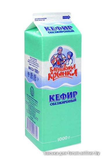 Как из молока сделать нежирный кефир