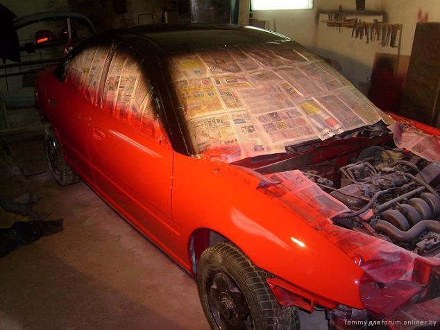 Сколько стоит замена цвета авто в гаи