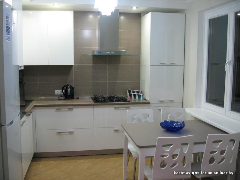Дизайн кухни 10 кв м с холодильником
