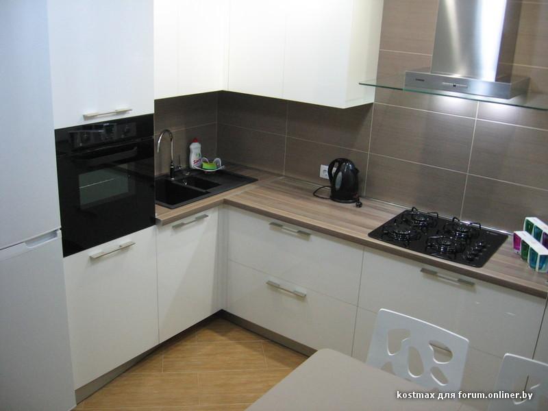 Дизайн угловых кухонь 8 кв.м