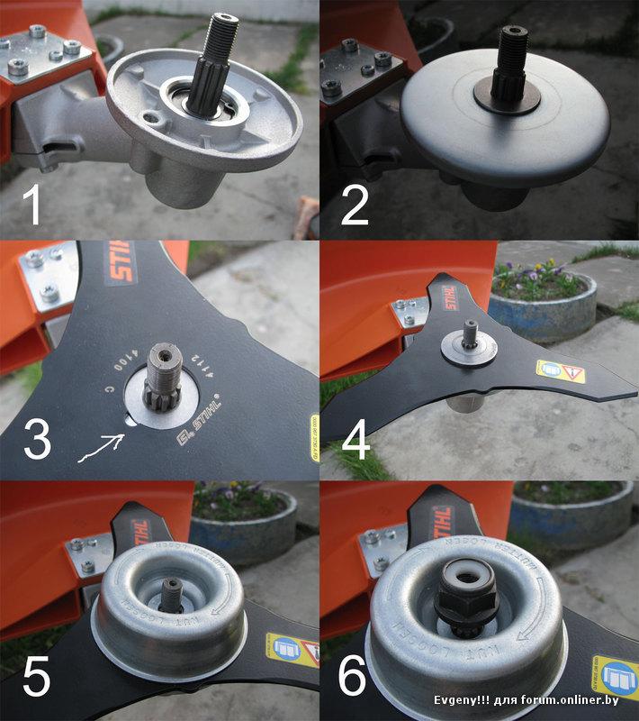 Инструкция Триммер Stihl Fs 250 - фото 9