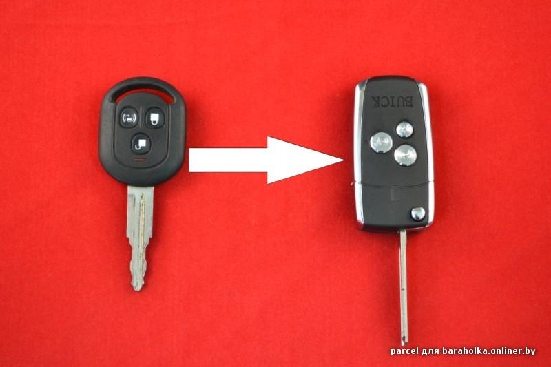 Как сделать ключ у шевроле 779