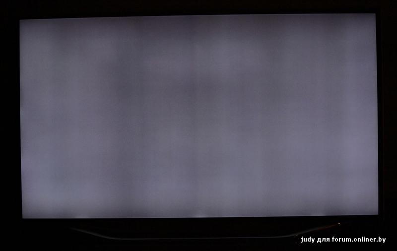 Поставили новый экран видно свет по краям