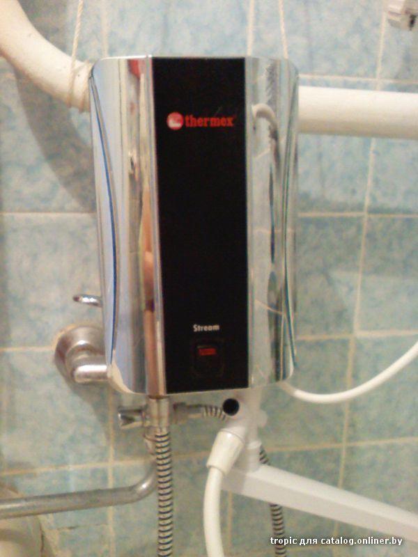 Накопительный электрический водонагреватель своими руками
