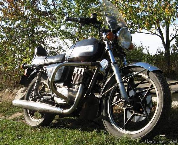 Фотография 7. Мотоциклы.