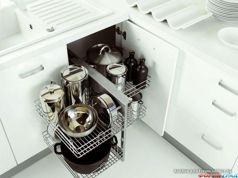 наполнители в кухонные шкафы