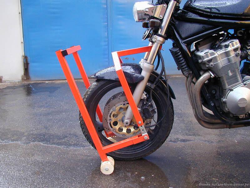 Чертеж подката на мотоцикл своими руками 386
