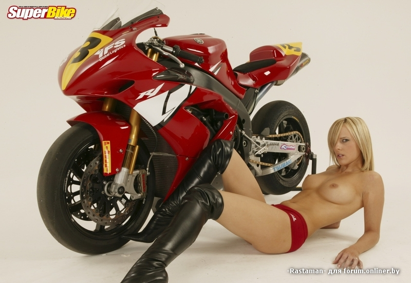 эротика на мотоциклах