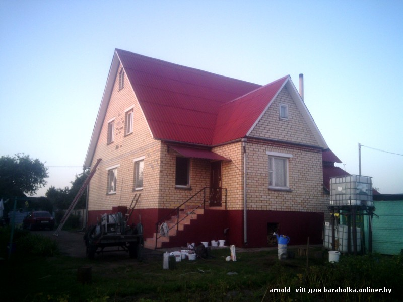Сколько стоит фасад под покраску
