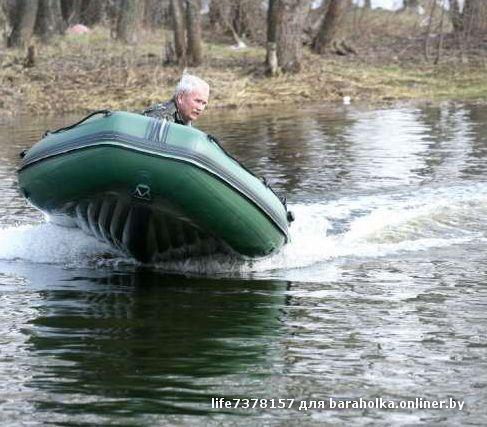 надувные лодки с усиленным днищем