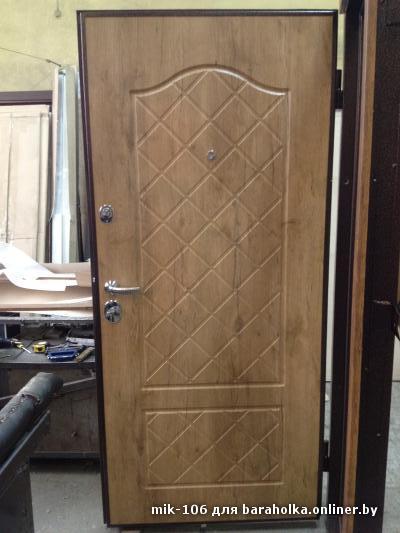 двери стальные минимализм