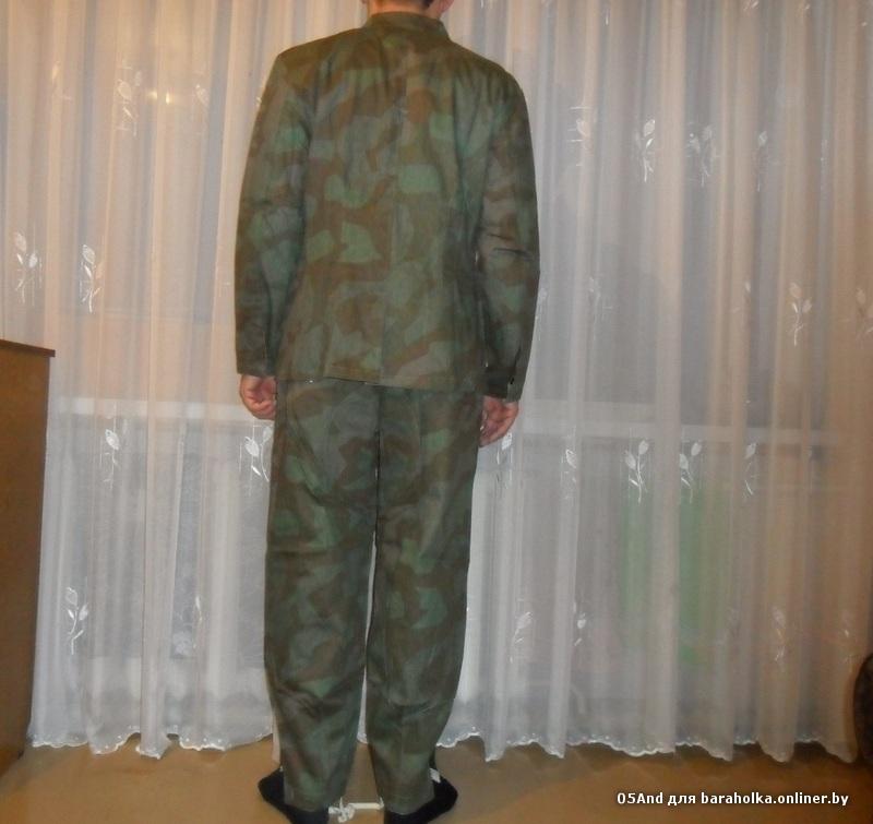 Немецкая Армейская Одежда Купить
