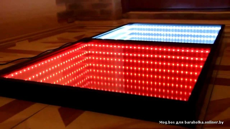 Как сделать светодиодную рекламу