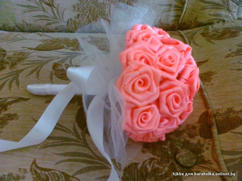 Как сделать своими руками букет свадебный дублер