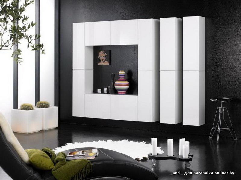 Design mobel wohnwand