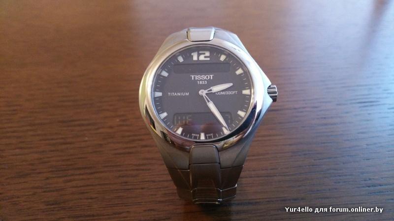 Наручные часы Tissot T17151632 купить по выгодной