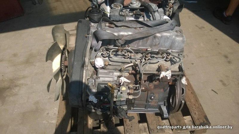 Ремонт двигателя митсубиси л200 своими руками
