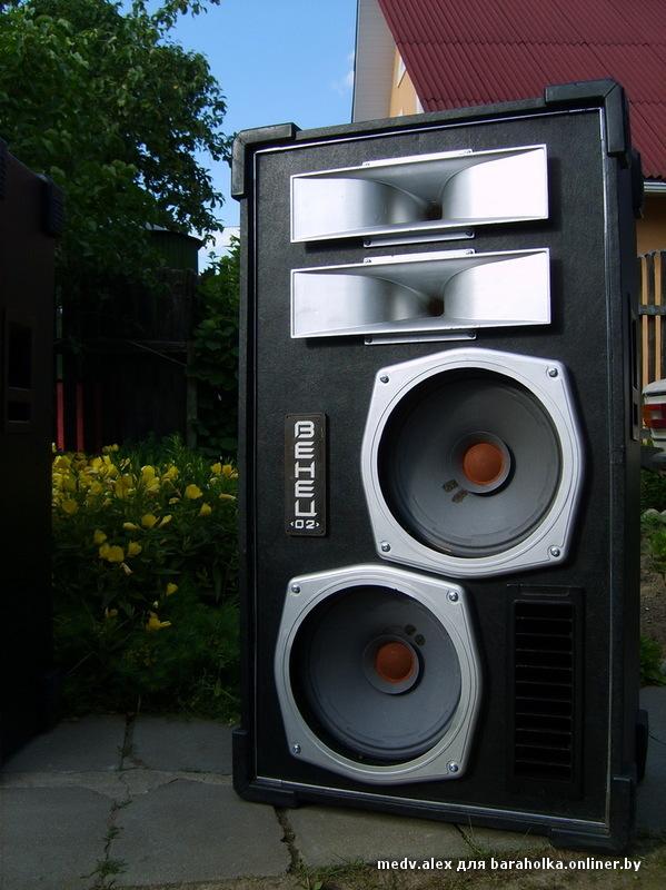 Эстрадная акустическая система 163