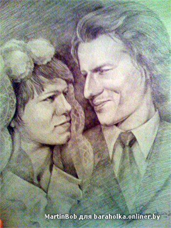 Нарисую портрет по фотографии донецка