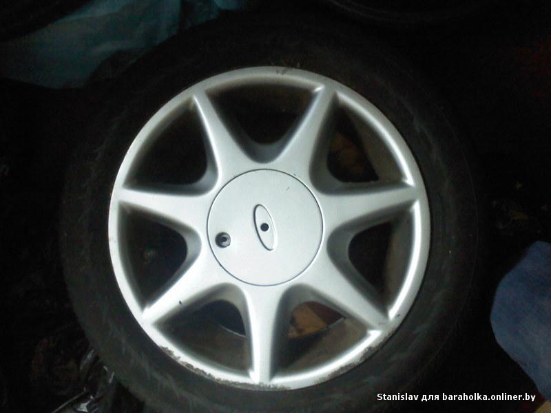 литые диски на ford sierra