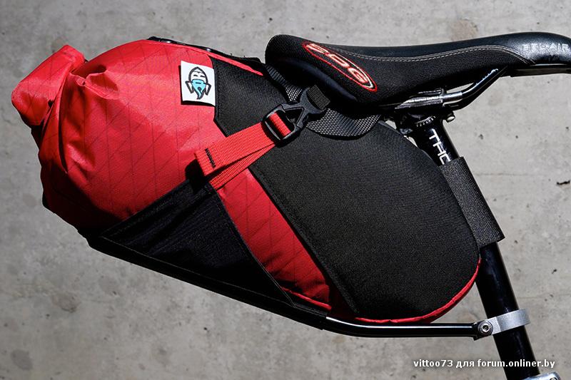 Сумка для велосипеда под седло
