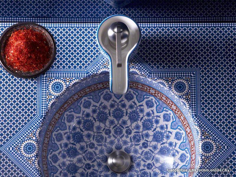 Unusual bathroom sinks