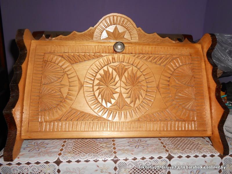 Хлебницы из дерева своими руками фото и