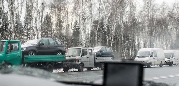 Мнение: в Москве покупателей автомобилей из Беларуси держат за «лохов»