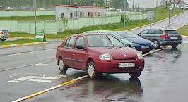 Форумчане: почему все больше белорусов паркуются на местах для инвалидов?