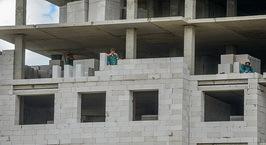 Минчане обсуждают качество работы строителей