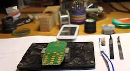 Белорус сдал мобильник в ремонт и теперь не может вернуть телефон