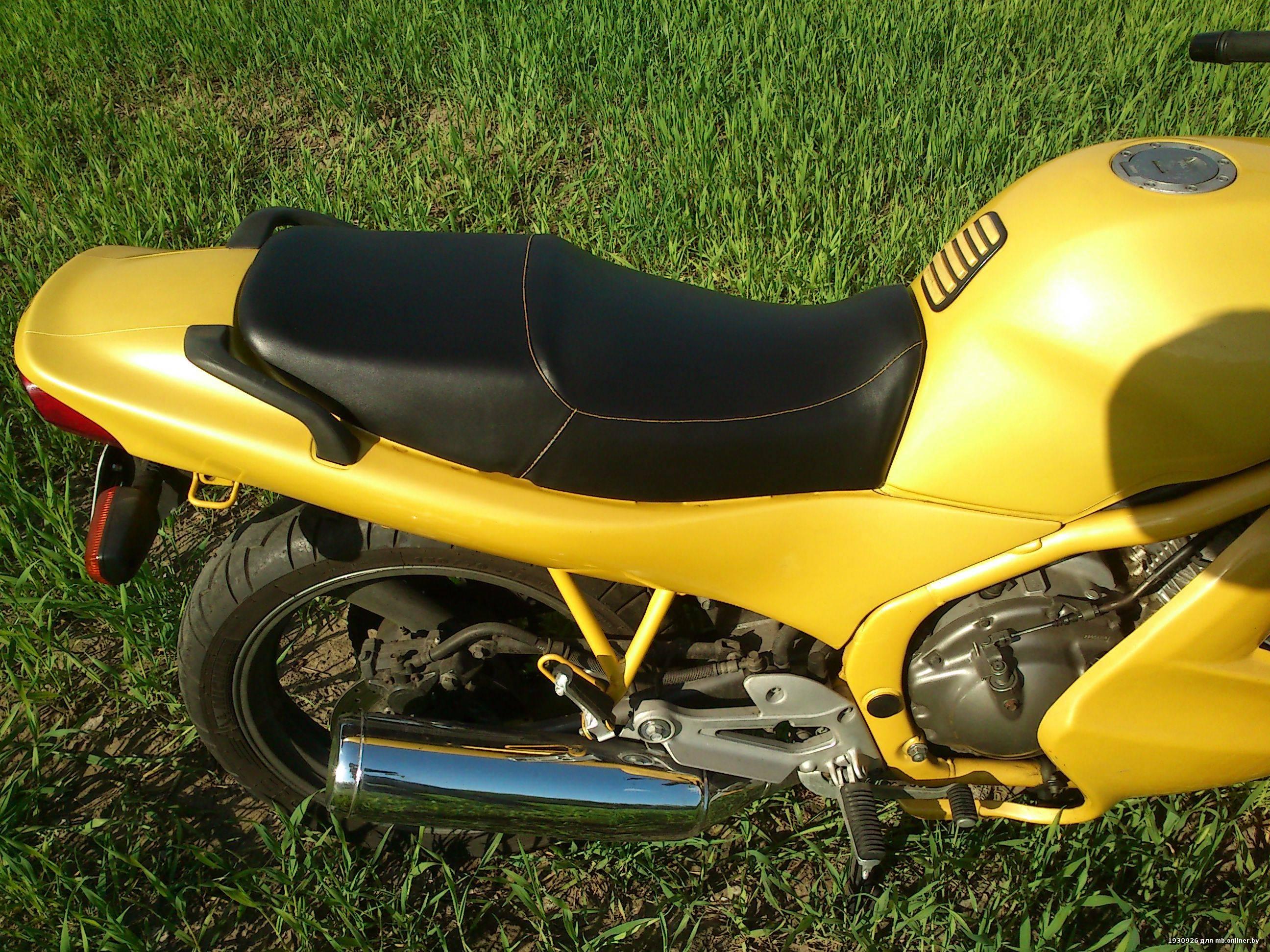 Yamaha divesion xj600s 1994 г
