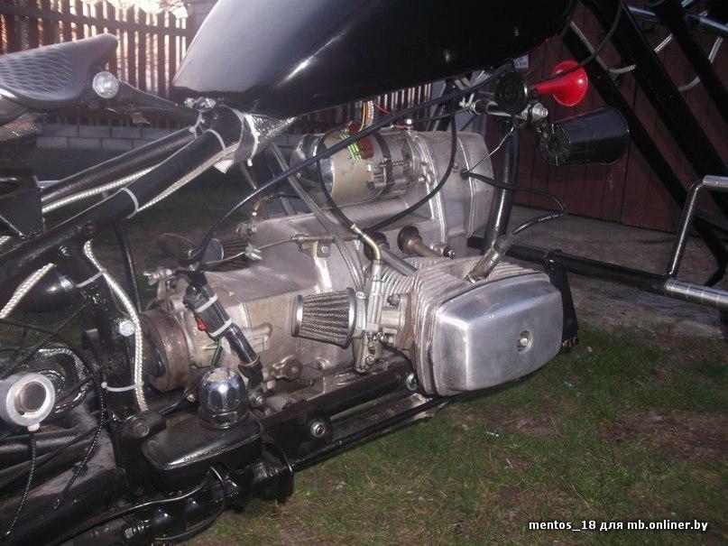 Брест.  Мотоцикл.  Днепр.  37529 2062161.  649 см3.  Кап ремонт двигателя.заменены все расходники.Поменяны...