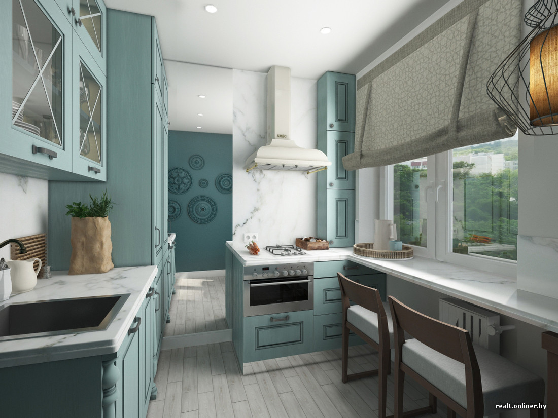 Кухни 8 метров дизайн проект