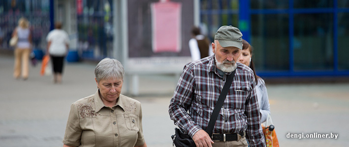 Белорусские пенсионеры могут прожить на 610 тыс. рублей в месяц, но получают в два раза больше