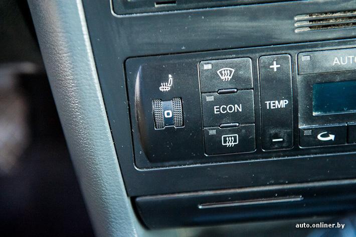 назначение кнопок климат контроля audi a4