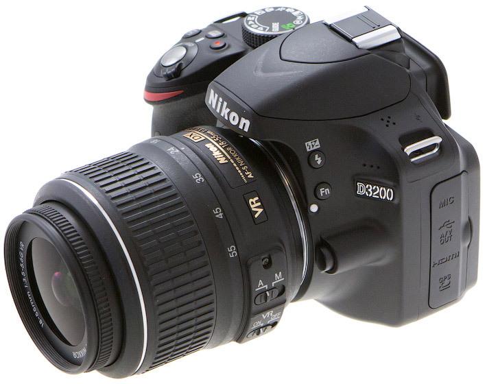 Nikon d3200   инструкцию
