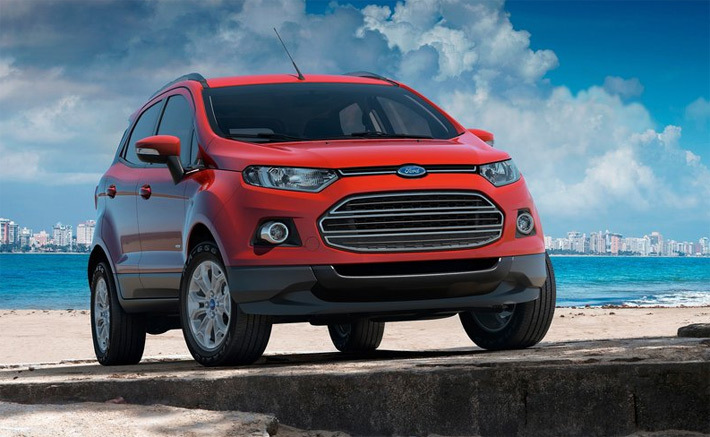 Ford EcoSport станет очередной глобальной моделью компании