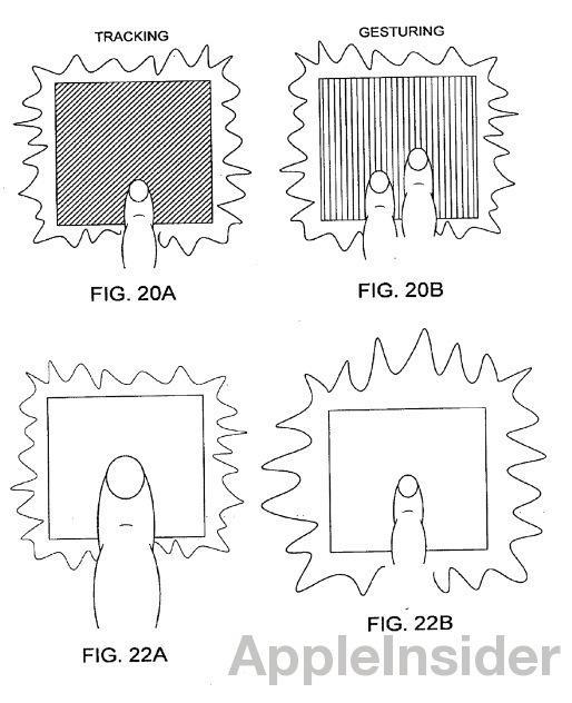 Компания Apple подала заявку на патент о тачпаде с динамической цветной подсветкой для ноутбуков.