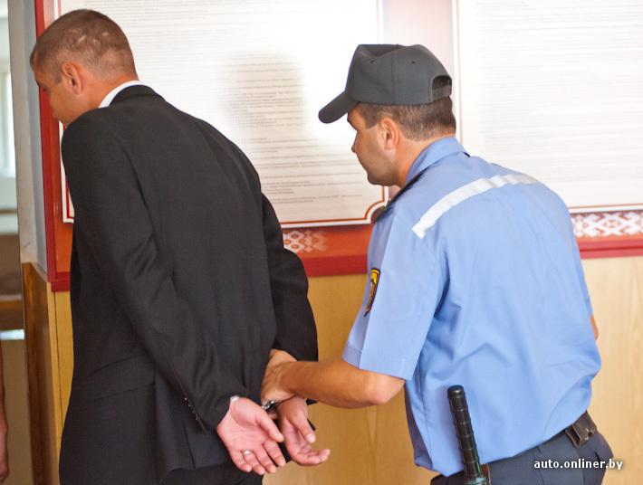Неповиновение и обвинение. Как судили водителя, оказавшего сопротивление