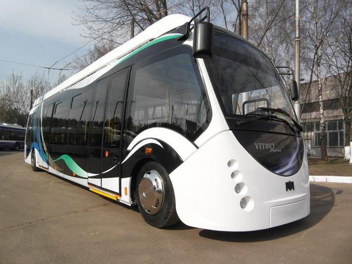 «Гибридный автобус А420