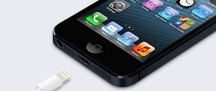 Обзoр iPhone 5